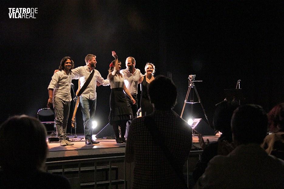 Concierto en Vila Real-Fado Violado 2015